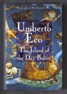 The Island Of The Day Before - 1st US Edition/1st Printing