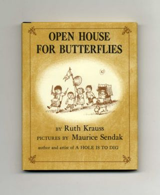 Open House for Butterflies. Ruth Krauss