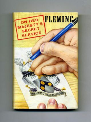On Her Majesty's Secret Service - 1st Edition/1st Printing