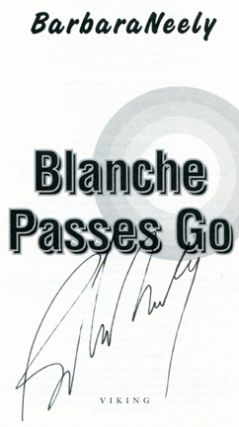 Blanche Passes Go - 1st Edition/1st Printing