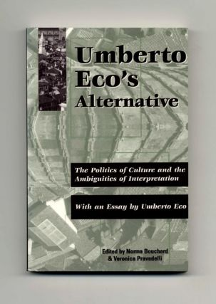 Umberto Eco's Alternative - 1st Edition/1st Printing