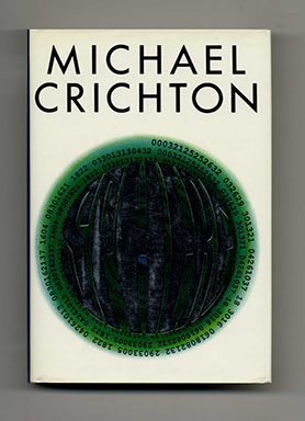Sphere - 1st Edition/1st Printing. Michael Crichton.