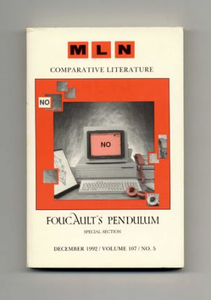 MLN - Comparative Literature - Special Selection - Foucault's Pendulum. Umberto Eco, The John...