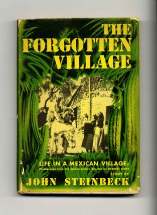 The Forgotten Village - 1st Edition/1st Printing