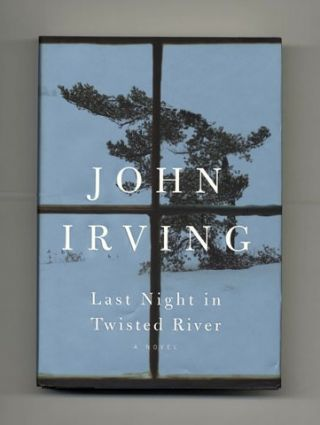 Last Night In Twisted River - 1st Edition/1st Printing