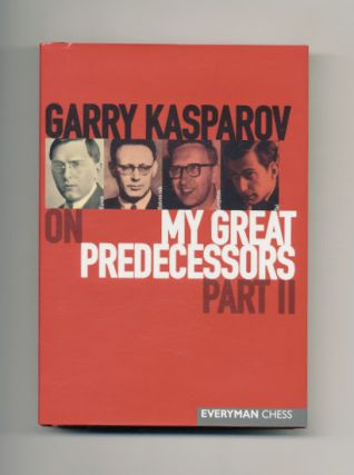 My Great Predecessors - Parts I-V, The Complete Set - 1st Edition/1st Printing