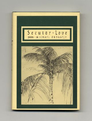 Secular Love - 1st Edition/1st Printing