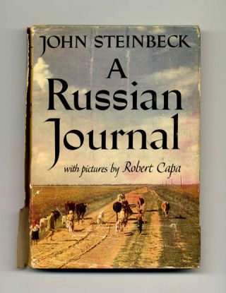 A Russian Journal - 1st Edition/1st Printing