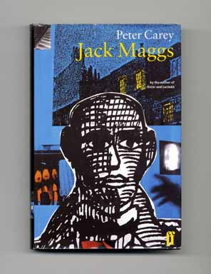 Jack Maggs - 1st UK Edition/1st Printing. Peter Carey