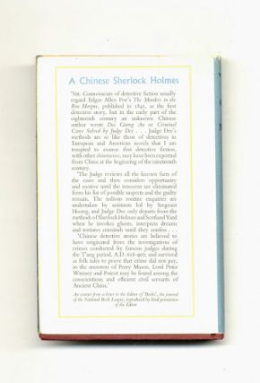 The Chinese Bell Murders: Three Cases Solved By Judge Dee - 1st Edition/1st Printing