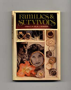 Families & Survivors - 1st Edition/1st Printing. Alice Adams