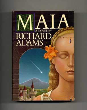 Maia - 1st US Edition/1st Printing. Richard Adams.