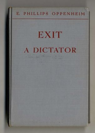 Exit a Dictator - 1st Edition/1st Printing