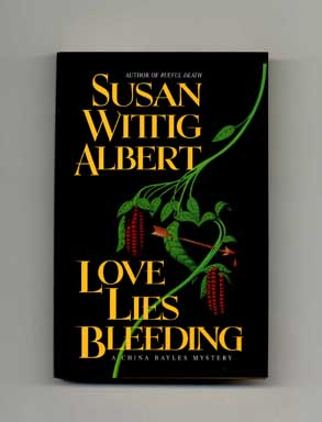 Love Lies Bleeding - 1st Edition/1st Printing