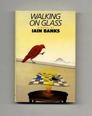Walking on Glass - 1st US Edition/1st Printing