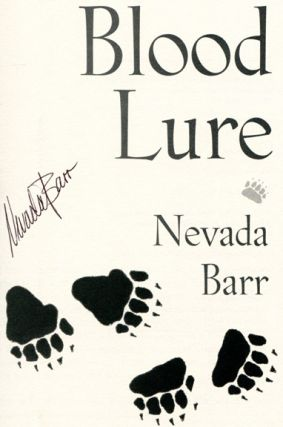 Blood Lure - 1st Edition/1st Printing