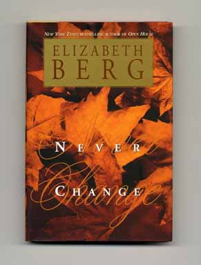 Never Change - 1st Edition/1st Printing