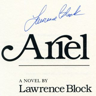 Ariel - 1st Edition/1st Printing