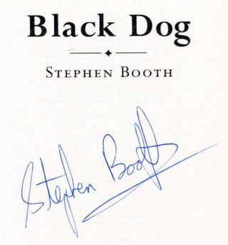 Black Dog - 1st Edition/1st Printing