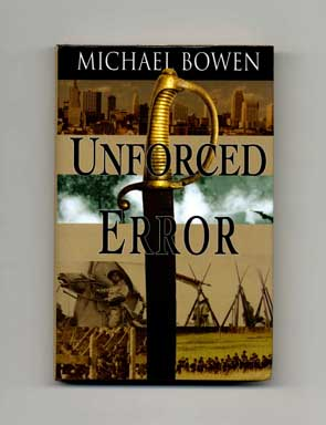Unforced Error - 1st Edition/1st Printing