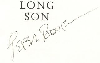 Long Son - 1st Edition/1st Printing