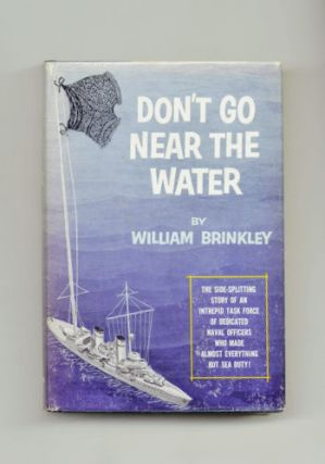 Don't Go Near the Water - 1st Edition/1st Printing
