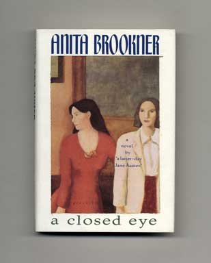 A Closed Eye - 1st Edition/1st Printing