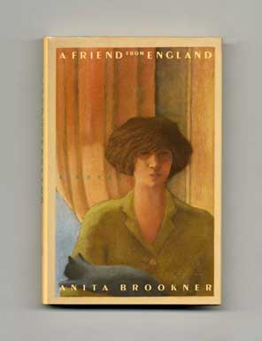 A Friend from England - 1st US Edition/1st Printing
