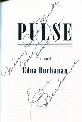 Pulse - 1st Edition/1st Printing