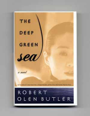 The Deep Green Sea - 1st Edition/1st Printing