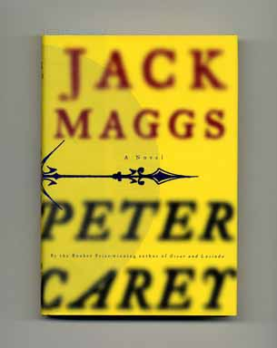 Jack Maggs - 1st US Edition/1st Printing. Peter Carey