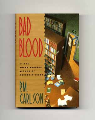 Bad Blood - 1st Edition/1st Printing