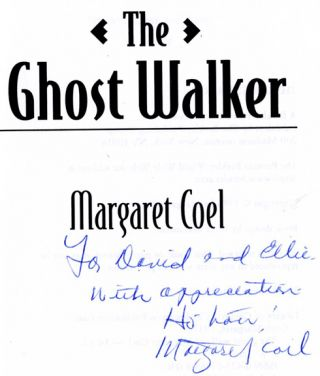 The Ghost Walker - 1st Edition/1st Printing