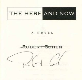 The Here and Now - 1st Edition/1st Printing