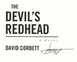 The Devil's Redhead - 1st Edition/1st Printing