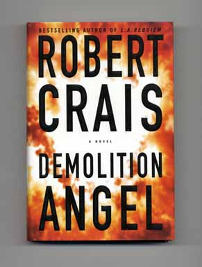 Demolition Angel - 1st Edition/1st Printing
