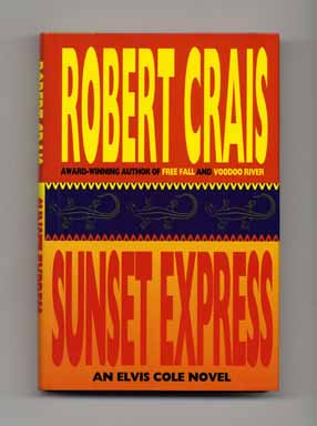 Sunset Express - 1st Edition/1st Printing
