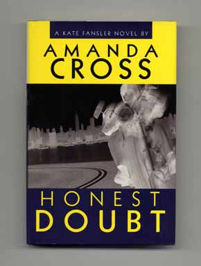 Honest Doubt - 1st Edition/1st Printing. Amanda Cross