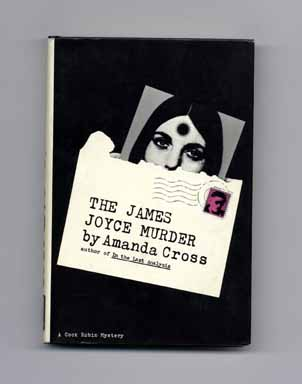 The James Joyce Murder - 1st Edition/1st Printing. Amanda Cross