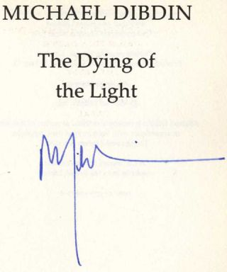 The Dying of the Light - 1st Edition/1st Printing