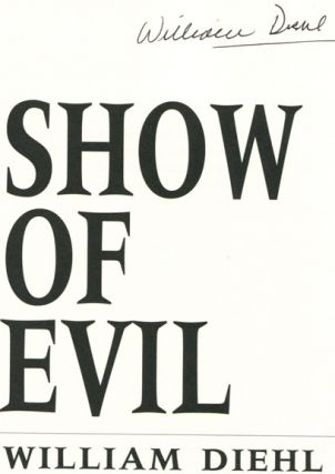 Show of Evil - 1st Edition/1st Printing