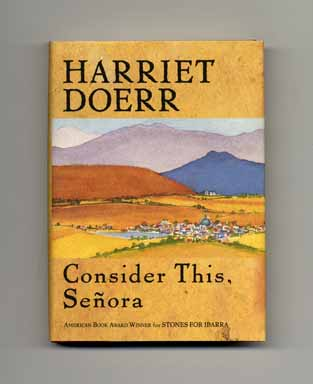 Consider This, Señora - 1st Edition/1st Printing