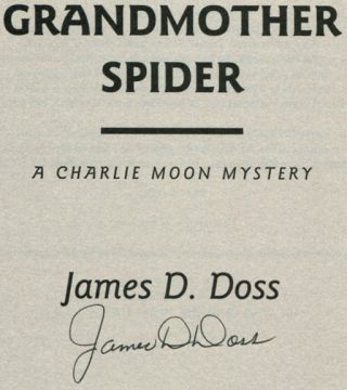 Grandmother Spider - 1st Edition/1st Printing