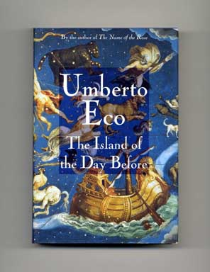 The Island Of The Day Before - 1st US Trade Edition/1st Printing