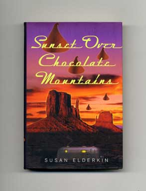 Sunset Over Chocolate Mountains - 1st Edition/1st Printing