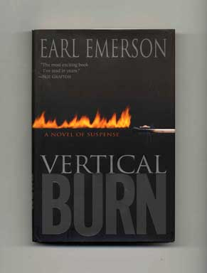 Vertical Burn - 1st Edition/1st Printing