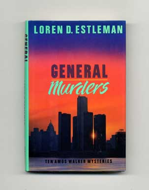 General Murders - 1st Edition/1st Printing