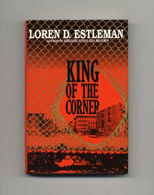 King of the Corner - 1st Edition/1st Printing