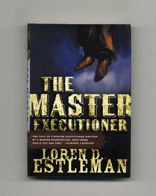 The Master Executioner - 1st Edition/1st Printing