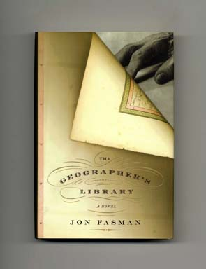 The Geographer's Library - 1st US Edition/1st Printing